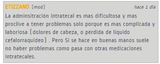 Tizzano_cha_intratecal_dificultoso